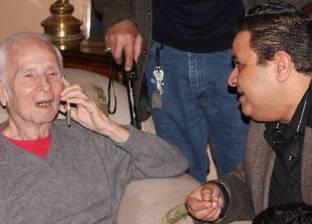 """محمود رضا: """"عمرو دياب طلب إيد شيرين وأنا نايم.. قولتله ماشي وكملت نوم"""""""