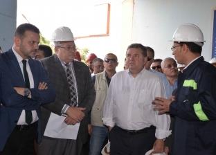"""وزير قطاع الأعمال يقرر الإطاحة بمجلس إدارة """"سماد طلخا"""" لارتفاع خسائرها"""