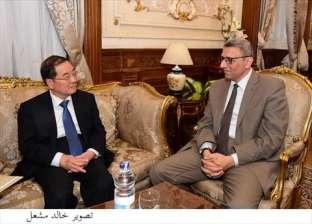 سفير الصين بالقاهرة: حريصون على تقديم كافة الدعم لمصر