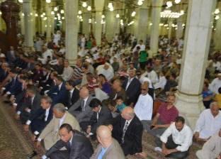 سرقة حذاء نائب «من بنها» أثناء إلقاء وزير الأوقاف خطبة الجمعة