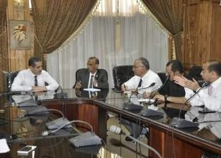 تكريم رؤساء جامعة القناة السابقين ونوابهم اليوم