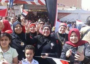 بعثة البرلمان العربي في مصر تشيد بسير العملية الانتخابية