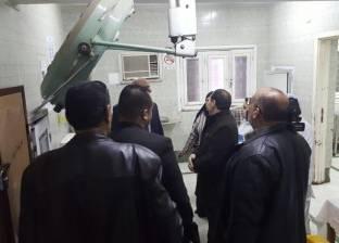 حملة تفتيش على المنشآت الطبية تحيل 43 طبيباً و44 ممرضة للتحقيق بالإسكندرية