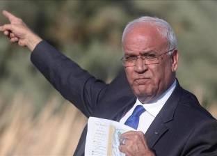 """""""عريقات"""": قرار ترامب بشأن القدس يصب في مصلحة قوى التطرف والإرهاب"""
