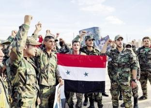 """الجيش العربى السورى على حدود """"الرقة"""" بتفاهمات """"كردية"""""""