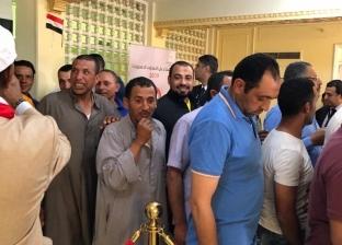 """""""المصريين بالخارج"""": اليوم الأول للاستفتاء بالكويت سيمفونية في حب مصر"""
