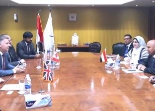 الوزير يدعو بريطانيا وكندا للتعاون في إصلاح منظومة السكك الحديدية