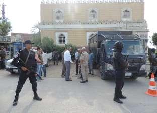 ضبط 9 قضايا سلاح ناري وتنفيذ 1244 حكم قضائي في الفيوم