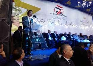 إبراهيم عبد القادر: ندعم السيسي لفترات رئاسية أخرى
