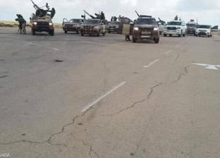 عاجل  الجيش الوطني الليبي: نتعرض لهجوم مسلح في قاعدة تمنهنت الجوية