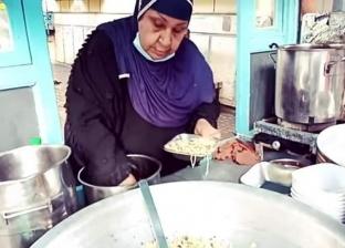 صورة فاطمة كشري خلال عملها تثير تفاعل جمهورها: ادعولها بالشفاء
