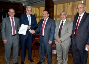 """رئيس جامعة طنطا يعيِّن """"زعير"""" وكيلا لشؤون الدراسات العليا والبحوث"""