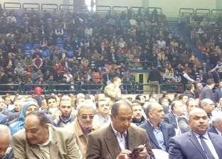 """آلاف المهندسين یحتشدون في """"المقاولون العرب"""" لتأیيد هاني ضاحي نقیبا لهم"""