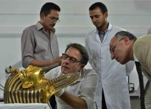 """اللجنة الدائمة للآثار توافق على بدء فحص """"مقبرة توت"""" أملا في الوصول لـ""""اكتشاف القرن"""""""