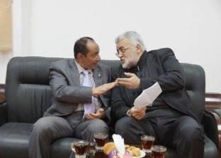 """اختتام فعاليات مؤتمر """"سيناء بتتكلم عِلم"""" بجامعة العريش"""