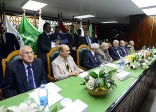 """""""أبو العزم"""" يوجه الدعوة لـ""""دكروري""""لحضور عمومية ترقية قضاة مجلس الدولة"""