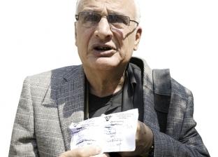 رفع سعر التذكرة من 5 إلى 100 جنيه.. يحرم «فريد» من تصوير معرض الزهور