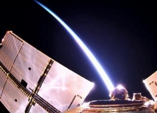 القمر الصناعي المصري ينقل مشاهد رائعة من الفضاء