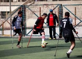 """""""هنجيب كاس العالم لمصر"""".. 46 لاعبا معاقا يطالبون بحق تمثيل المنتخب"""