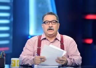 """إبراهيم عيسى عن أحمد شوقي: """"كان عنده خادم بيحميه.. وبيرشي الصحف"""""""
