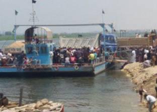 وزارة النقل تشن حملة لضبط المعديات النيلية غير الآمنة بالمنيا