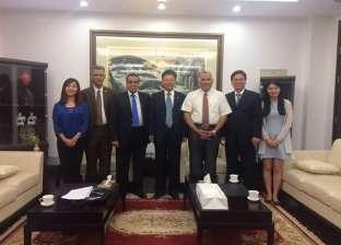 السفارة الصينية بالقاهرة تقدم عرضا لفعاليات برلمانها