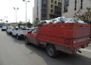 ضبط 4.5 طن بضائع أجنبية مهربة في بورسعيد