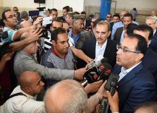 غياب المشروعات القومية أولى أجندة السياسيين والنواب في زيارة مدبولي