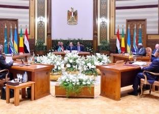 قمة ليبيا تطالب بالوقف الفوري وغير المشروط لإطلاق النار
