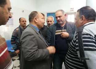 إحالة  6 من العاملين بمستشفى حميات كفرالزيات للتحقيق
