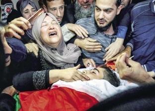 238 شهيداً حصيلة قمع الاحتلال الإسرائيلى لمسيرات العودة