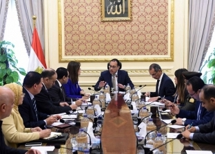 رئيس الوزراء يتفقد مركز الخدمات اللوجستية بميناء القاهرة الجوي