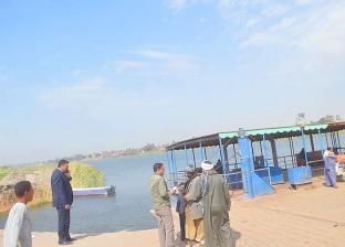 تطوير مدخل مدينة منفلوط ورفع 95 طن مخلفات في أسيوط