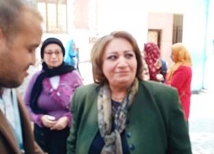 """تهاني الجبالي تدلي بصوتها في """"استفتاء الدستور"""": المشاركة واجب وطني"""