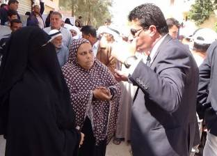 """حياة آمنة وخدمات متكاملة.. """"الشيخ زويد"""" بعيون مسؤوليها: هنا أرض السلام"""