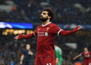 """صفحة ليفربول على """"تويتر"""" تحتفي بـ""""الملك صلاح"""": """"الليلة ليلتك يا معلم"""""""