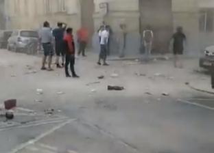صور وفيديو| انفجار في فيينا.. وإصابة 12