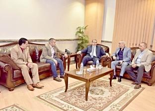 وزير القوى العاملة يصل أسيوط لافتتاح فعاليات الملتقى التوظيفي السبت
