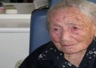 وفاة إيطالية بعد 37 يوماً من عيد ميلادها الـ116