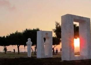 """انطلاق أكبر """"سيمبوزيوم للنحت"""" في العالم بالغردقة بمشاركة 37 فنانا"""