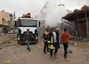 """مقتل 11 شخصا في انفجار بمستودع ذخيرة تابع لـ""""تحرير الشام"""" في إدلب"""