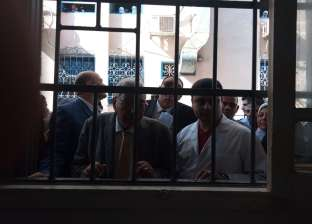 شاروبيم يطالب بتوفير أماكن جديدة للاستيعاب مرضى مستشفى المطرية