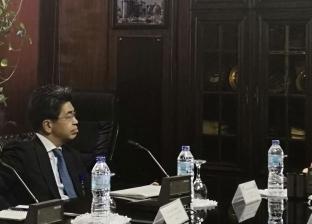 وزير الكهرباء: مشاركة البنك الياباني في تمويل المشروعات ثقة في النجاح