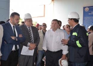 """وزير قطاع الأعمال: كان يمكن تدارك خسائر """"سماد طلخا"""" بوقف وحدة اليوريا"""