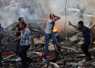 حكاية مسعف ينقذ المدنيين من الغارات بدمشق.. ويعجز عن حماية عائلته