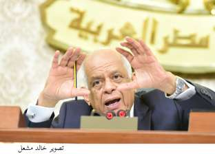 """عبد العال يغادر صباح الغد إلى قبرص لحضور قمة """"رؤساء البرلمانات"""""""
