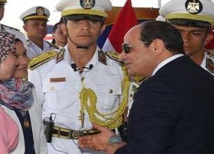 أرملة الشهيد محمد سعد: بنتي مش مخطوبة أساسا..لكننا متمسكين بوعد الرئيس