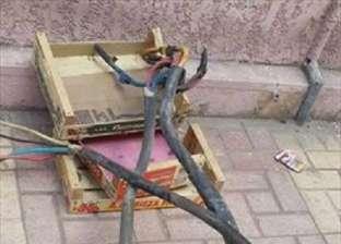 حبس عصابة بتهمة سرقة كابلات التليفون في الإسماعيلية
