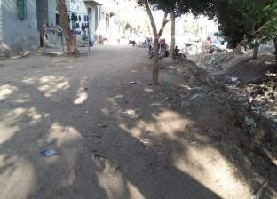تطهير ترعة جنابية طوخ الشرقية استجابة لأهالي قرية أبو يعقوب بالمنيا
