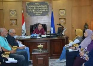 مد مهلة إصدار تراخيص البناء بمدينة رأس البر لمدة 6 أشهر